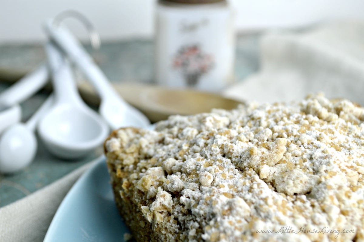 Cinnamon Coffee Cake Recipe