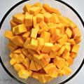 Cut Up Butternut Squash