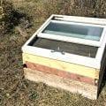 Mini Greenhouse for winter